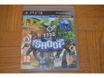 The Shoot - Playstation Move Spel Playstation 3 PS3