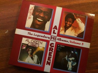Al Green - THE LEGENDARY HI RECORDS ALBUMS- Volume 3 (2 disc)