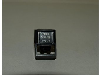 PICK UP. SHURE M75 MB TYPE 2