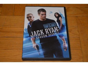 Jack Ryan Shadow Recruit ( Kevin Costner Chris Pine ) 2014 - DVD - Töre - Jack Ryan Shadow Recruit ( Kevin Costner Chris Pine ) 2014 - DVD - Töre