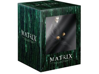 The Matrix: Trilogy - Limited Collectors Edition w/ Neo Statue (Ny, Oöppnad) - Västerås - The Matrix: Trilogy - Limited Collectors Edition w/ Neo Statue (Ny, Oöppnad) - Västerås