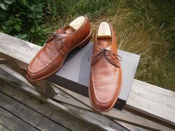 "Allen Edmonds ""Slayton"" storlek US 9,5"
