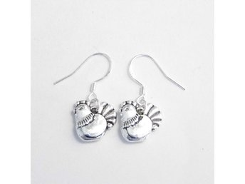 Kyckling örhängen / Chicken earrings