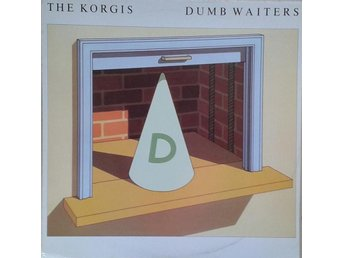 The Korgis‎  titel*  Dumb Waiters* Pop Rock, Synth-pop Scandinavia LP