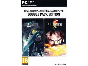 Final Fantasy VII & VIII Bundle (PC) - Nossebro - Final Fantasy VII & VIII Bundle (PC) - Nossebro