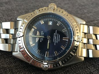 Breitling Head Wind A45355