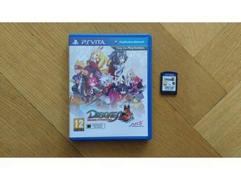 PlayStation Vita: Disgaea 3: Absence of Detention