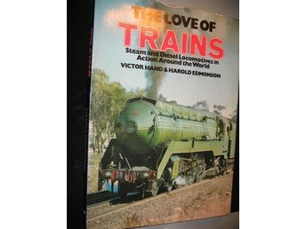 THE LOVE OF TRAINS - Steam and Diesel Locomotives in Action Around the World Av