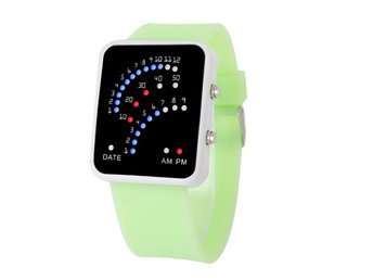 Stylish Men Womens Watches Digital LED Sport Wrist Watch Klocka - Västra Frölunda - Stylish Men Womens Watches Digital LED Sport Wrist Watch Klocka - Västra Frölunda