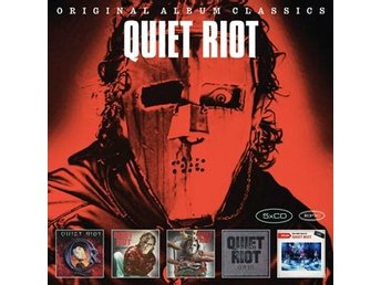 Quiet Riot: Original album classics 1983-88 (5 CD)