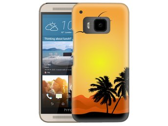 HTC One M9 Skal Sunrise