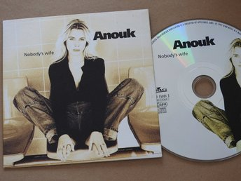 Anouk - Nobody's Wife CD Single 1997