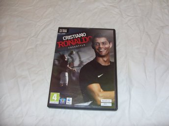 Christiano Ronaldo Freestyle PC & Mac CD ROM Engelsk Portugal utgåva sport
