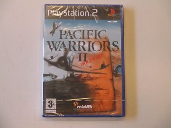 PACIFIC WARRIORS II: DOGFIGHT! - PS 2 (Komplett!)