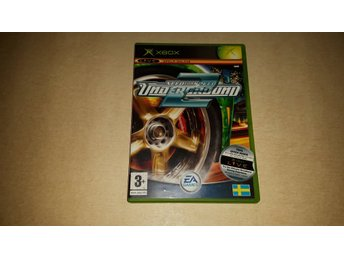 Need For Speed Underground 2 - XBOX (Komplett!)
