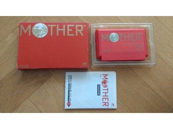 Famicom: Mother / Earthbound Zero 0