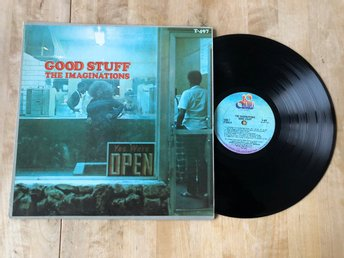 Good Stuff - The Imaginations - US press 1975 - T-497