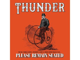 Thunder: Please remain seated 2019 (2 CD)