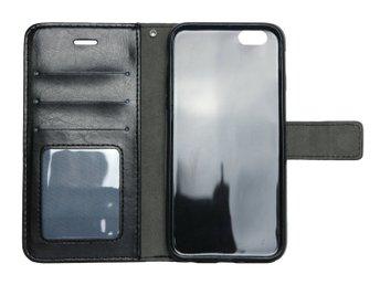 Konstläder fodral fjäril Iphone 6 plus turkos (326808597) ᐈ Köp på ... 9f228f8e219f4