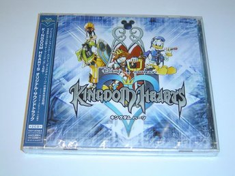 Kingdom Hearts Original Soundtrack Musik *NYTT*