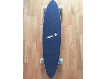 Madrid longboard