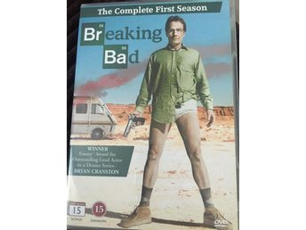 Breaking Bad the compete First Season 1
