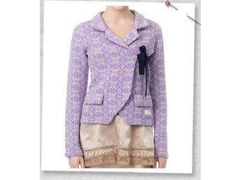 Underbar lila Odd Molly Lovely knit - kofta - st 1 (small) - Visby - Underbar lila Odd Molly Lovely knit - kofta - st 1 (small) - Visby