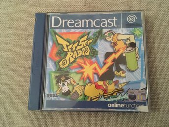 Jet Set Radio - Sega Dreamcast
