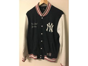 New York Yankees NY majestic M baseball jacket tröja jacka jumper medium