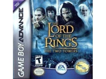 Lord of the Rings: The Two Towers - Gameboy Advance