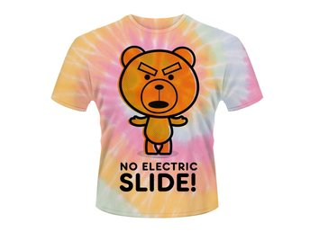 TED- LEGALIZE TED TIE-DYE T-Shirt - Small