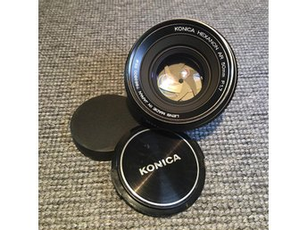 Konica Hexanon AR 50mm f1.7
