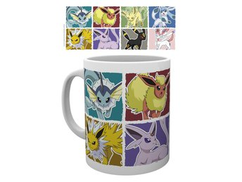 Mugg - Pokemon - Eevee Evolution (MG1964)