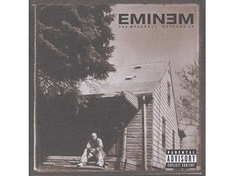 Eminem: Marshall Mathers LP 2000 (CD)
