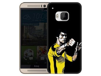 HTC One M9 Skal Bruce Lee