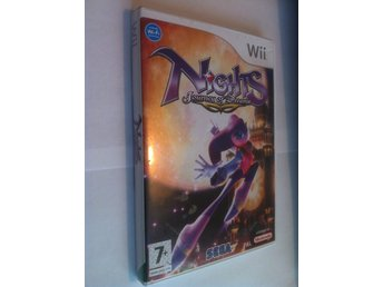 Wii: Nights; Journey Into Dreams