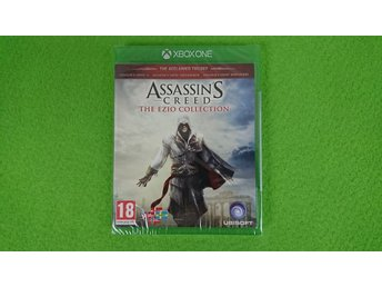 Assassins Creed The Ezio Collection NYTT INPLASTAT Xbox One