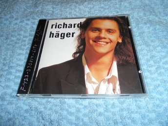 Richard Häger - Richard Häger (CD) 1990 Sonet Rare