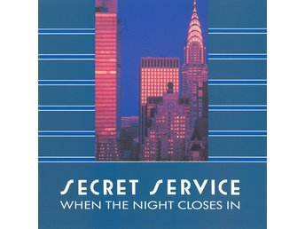 Secret Service ‎– When The Night Closes In