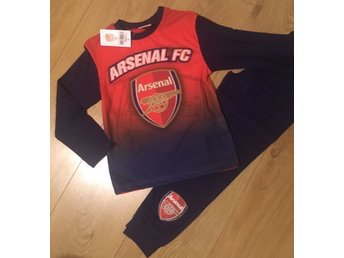 ~Nytt ~ Arsenal Fc Pyjamas Stl 10-11 år ~ London UK~