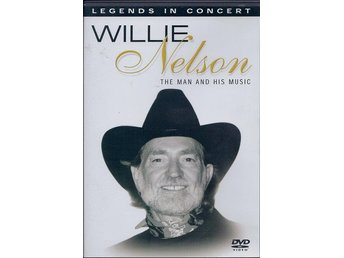 DVD Willie Nelson The man and his music