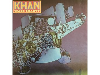 KHAN - SPACE SHANTY NY LIMITED LP GATEFOLD