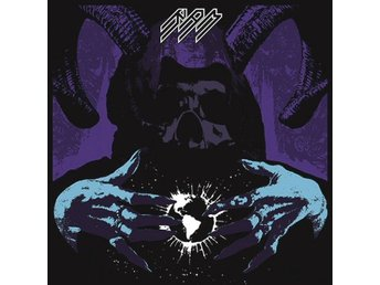 Ram -Svbversvm LP Swedish metal w/gatefold and poster