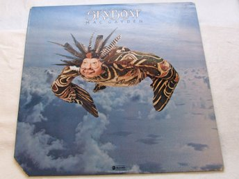 Mac Gayden - Skyboat - Vinyl-LP från 1977