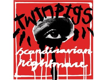 Twin Pigs: Scandinavian Nightmare (Vinyl LP)