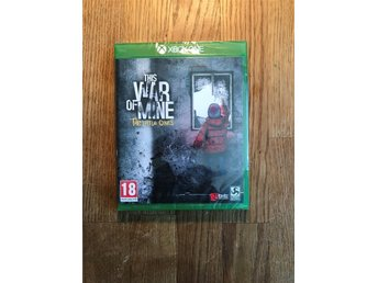 THE WAR OF MINE THE LITTLE ONES XBOX ONE INPLASTAD