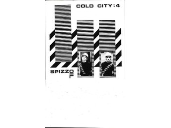 "Spizzoil - 7"" - Cold city/Red and black/Solarisation/Platform 3l"