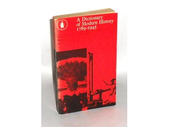 A.W. Palmer : A dictionary of modern history : 1789-1945