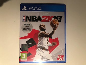 NBA 2k18 PS4 *Nyskick *1 kr Utrop