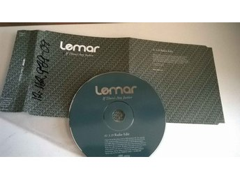 Lemar - If there's any justice, single CD, promo
